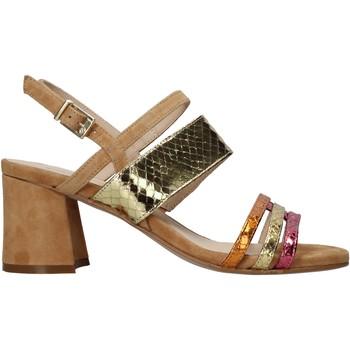 Boty Ženy Sandály Carmens Padova 45069 Hnědý