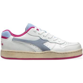 Boty Ženy Nízké tenisky Diadora 501175755 Bílý