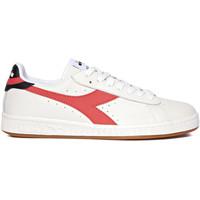 Boty Muži Nízké tenisky Diadora 501172526 Bílý