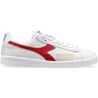 Boty Muži Nízké tenisky Diadora 501176627 Bílý