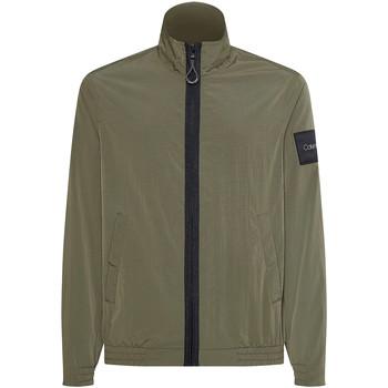 Textil Muži Bundy Calvin Klein Jeans K10K106846 Zelený