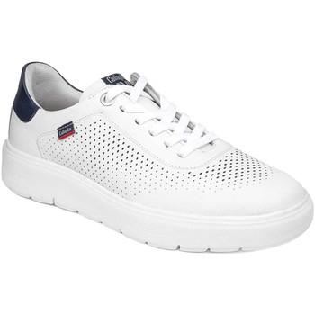 Boty Muži Nízké tenisky CallagHan 45505 Bílý