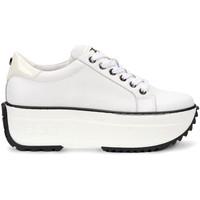 Boty Ženy Nízké tenisky Cult CLE104379 Bílý