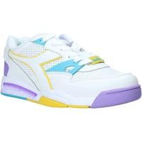 Boty Ženy Nízké tenisky Diadora 501175534 Bílý