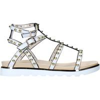 Boty Ženy Sandály Keys K-4976 Bílý