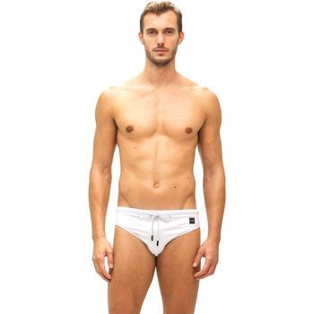 Textil Muži Plavky / Kraťasy F * * K  Bílý