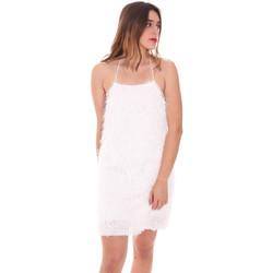 Textil Ženy Krátké šaty F * * K  Bílý