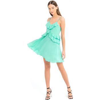 Textil Ženy Krátké šaty Fracomina FS21SD1008W42201 Zelený