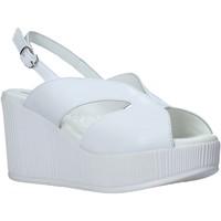 Boty Ženy Sandály Susimoda 390641 Bílý