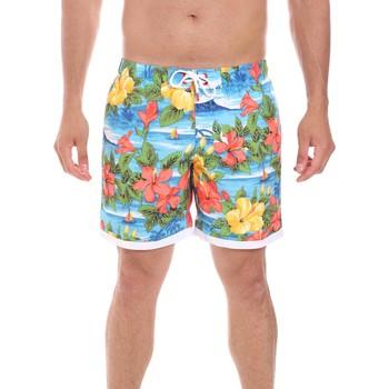 Textil Muži Plavky / Kraťasy Sundek M693BDP01HA Modrý