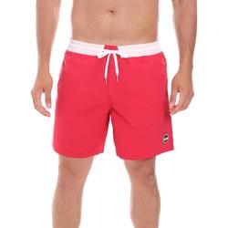 Textil Muži Plavky / Kraťasy Colmar 7257 5SE Červené