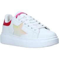 Boty Ženy Nízké tenisky Shop Art SA050110 Bílý