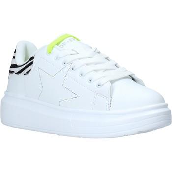 Boty Děti Nízké tenisky Shop Art SA050308 Bílý