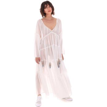 Textil Ženy Společenské šaty F * * K  Bílý