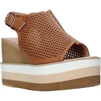Boty Ženy Sandály Onyx S20-SOX757 Hnědý