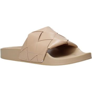 Boty Ženy pantofle Gold&gold A21 FL150 Béžový