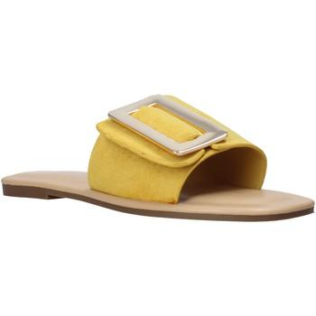 Boty Ženy Dřeváky Gold&gold A21 GJ551 Žlutá