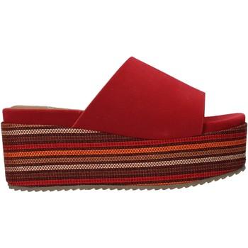 Boty Ženy Dřeváky Onyx S20-SOX751 Červené