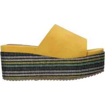 Boty Ženy Dřeváky Onyx S20-SOX751 Žlutá