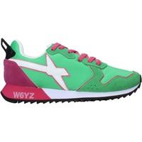 Boty Ženy Nízké tenisky W6yz 2013563 01 Zelený