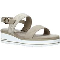 Boty Ženy Sandály Marco Tozzi 2-2-28771-26 Zelený