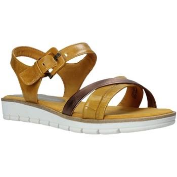 Boty Ženy Sandály Marco Tozzi 2-2-28607-26 Žlutá
