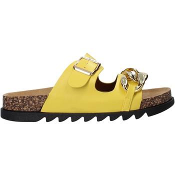 Boty Ženy Dřeváky Gold&gold A21 FL160 Žlutá