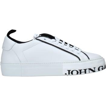 Boty Muži Nízké tenisky John Galliano 11012/CP C Bílý