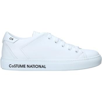 Boty Muži Módní tenisky Costume National 10425/CP A Bílý