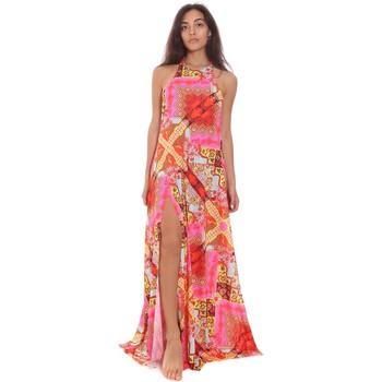 Textil Ženy Společenské šaty F * * K  Růžový