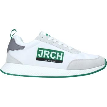 Boty Muži Nízké tenisky John Richmond 10133/CP A Bílý