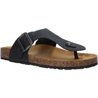 Boty Muži Sandály Docksteps DSM228400 Černá