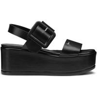 Boty Ženy Sandály Alberto Guardiani AGW003105 Černá