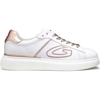 Boty Ženy Nízké tenisky Alberto Guardiani AGU101126 Bílý