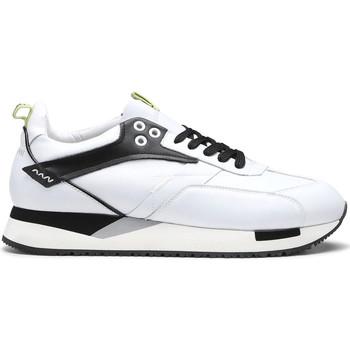 Boty Muži Nízké tenisky Alberto Guardiani AGU101155 Bílý