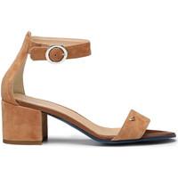Boty Ženy Sandály Alberto Guardiani AGW003201 Béžový