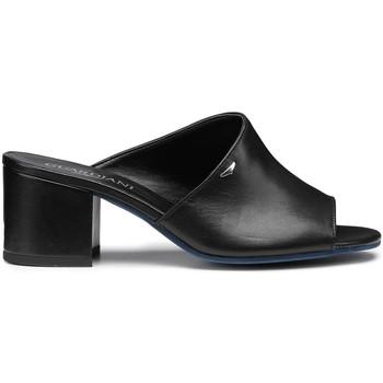 Boty Ženy Dřeváky Alberto Guardiani AGW003305 Černá