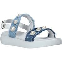 Boty Dívčí Sandály Miss Sixty S20-SMS773 Modrý