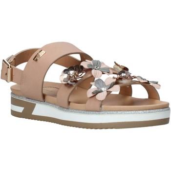 Boty Dívčí Sandály Miss Sixty S20-SMS780 Hnědý
