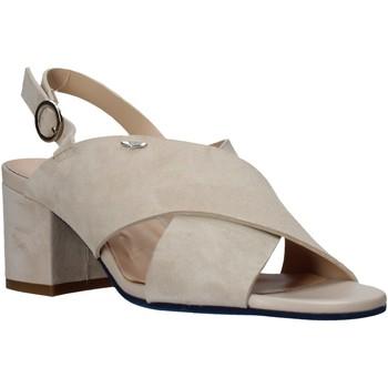 Boty Ženy Sandály Alberto Guardiani AGW003400 Béžový