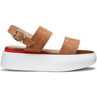 Boty Ženy Sandály Alberto Guardiani AGW004101 Béžový