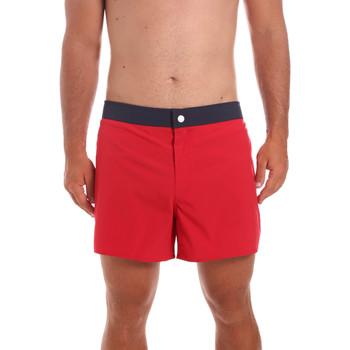 Textil Muži Plavky / Kraťasy Colmar 7242 1QF Červené