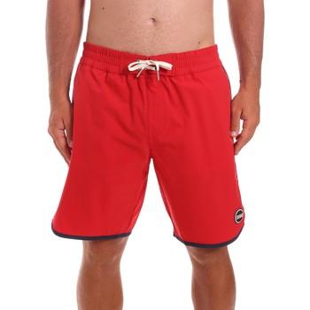 Textil Muži Plavky / Kraťasy Colmar 7260 1TR Červené