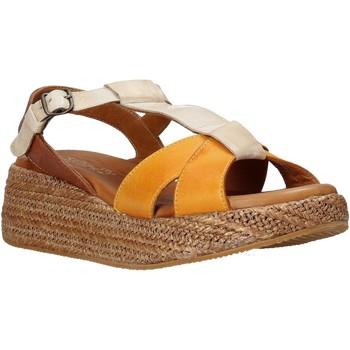 Boty Ženy Sandály Sshady L2404 Hnědý