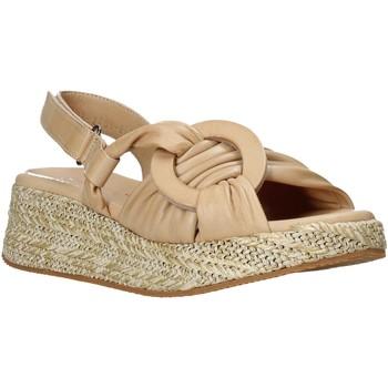 Boty Ženy Sandály Sshady L2406 Béžový