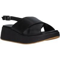 Boty Ženy Sandály Sshady L2410 Černá