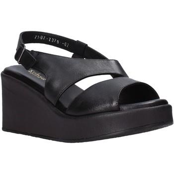 Boty Ženy Sandály Sshady L2502 Černá