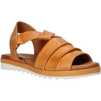 Boty Ženy Sandály Sshady L1401 Hnědý