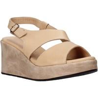 Boty Ženy Sandály Sshady L2502 Béžový