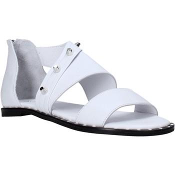 Boty Ženy Sandály Sshady MRT2202 Bílý